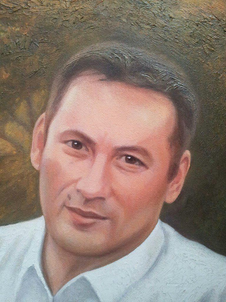 где заказать семейный портрет маслом во Владимире